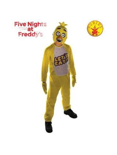 CHICA COSTUME - SIZE M-Costumes - Boys-Jokers Costume Mega Store