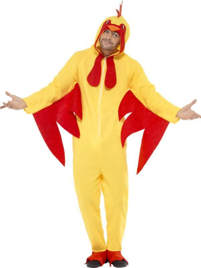 Chicken Costume, All in One-Jokers Costume Mega Store
