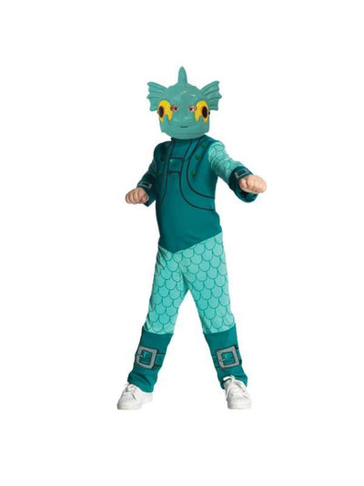 Child Skylanders Gill Grunt Costume-Costumes - Boys-Jokers Costume Hire and Sales Mega Store