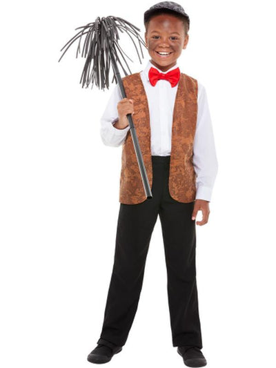 Chimney Sweep Kit-Costumes - Boys-Jokers Costume Hire and Sales Mega Store
