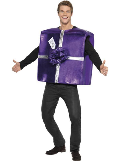 Christmas Present Costume-Costumes - Mens-Jokers Costume Hire and Sales Mega Store