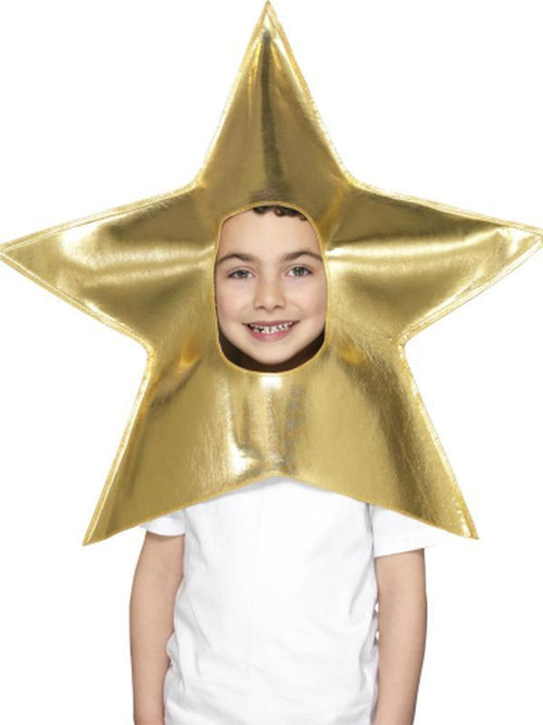 Christmas Star Headpiece-Hats and Headwear-Jokers Costume Hire and Sales Mega Store