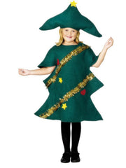 Christmas Tree Costume.-Costumes - Boys-Jokers Costume Hire and Sales Mega Store