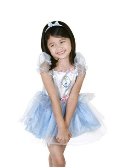 Cinderella Ballerina - Size 18-36 Months-Costumes - Girls-Jokers Costume Hire and Sales Mega Store