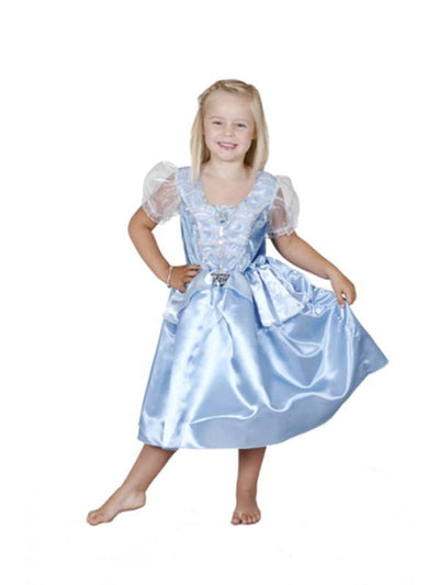 Cinderella Party - Size 3-5-Costumes - Girls-Jokers Costume Hire and Sales Mega Store