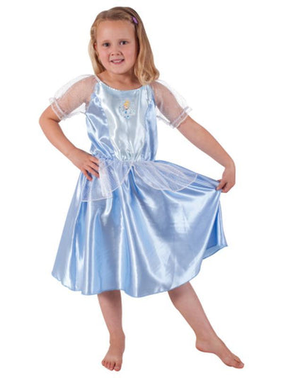 Cinderella Playtime - Size 6-8-Costumes - Girls-Jokers Costume Hire and Sales Mega Store