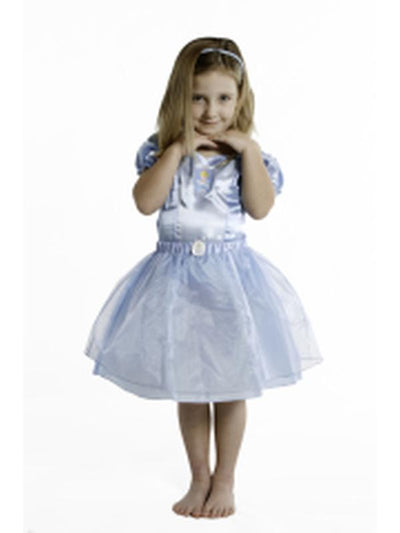 Cinderella Tutu & Vest-Costumes - Girls-Jokers Costume Hire and Sales Mega Store