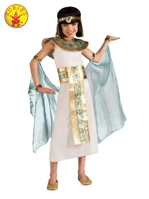 Cleopatra Costume - Size M-Costumes - Girls-Jokers Costume Hire and Sales Mega Store