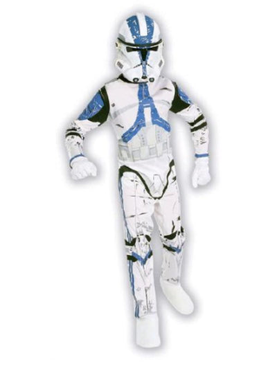 Clone Trooper Costume - Size 3-5-Costumes - Boys-Jokers Costume Hire and Sales Mega Store