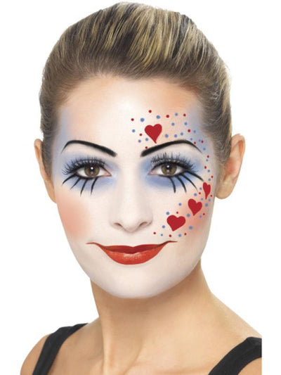 Clown Make-Up Kit-Jokers Costume Mega Store