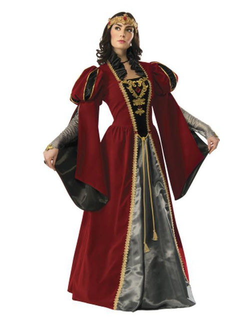 Collector'S Edition Queen Anne - Size S-Costumes - Women-Jokers Costume Hire and Sales Mega Store