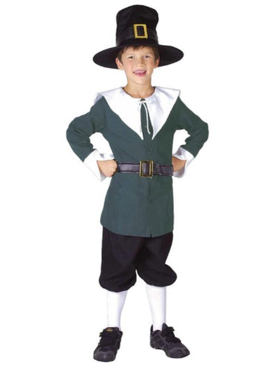 Colonial Boy - Child Large-Costumes - Boys-Jokers Costume Hire and Sales Mega Store