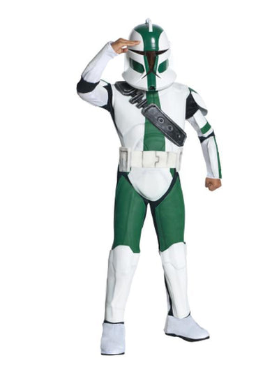 Commander Gree Star Wars Child - Size S-Costumes - Boys-Jokers Costume Hire and Sales Mega Store