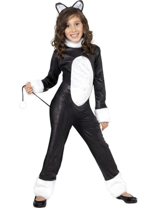 Cool Cat Costume-Costumes - Girls-Jokers Costume Hire and Sales Mega Store