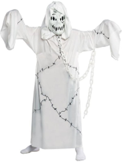 Cool Ghoul - Size L-Costumes - Boys-Jokers Costume Hire and Sales Mega Store