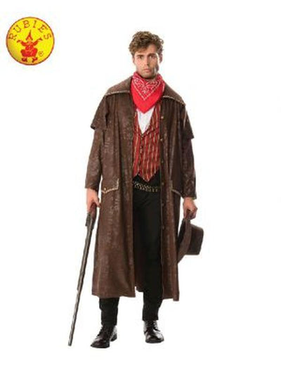COWBOY COSTUME..-Costumes - Mens-Jokers Costume Hire and Sales Mega Store