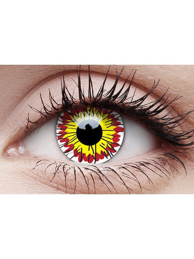Crazy Lens Contacts - Dire Wraith-Contact Lens - Crazy Lens 3 months-Jokers Costume Mega Store