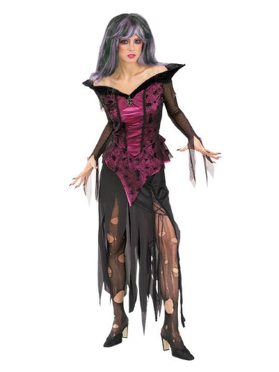 Creeping Beauty Costume - Size L-Costumes - Women-Jokers Costume Hire and Sales Mega Store