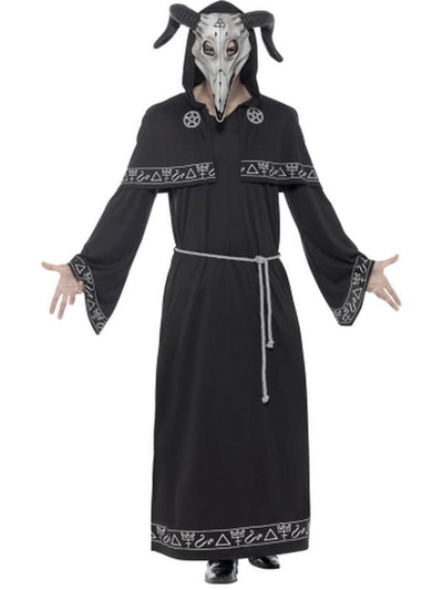 Cult Leader Costume-Costumes - Mens-Jokers Costume Hire and Sales Mega Store