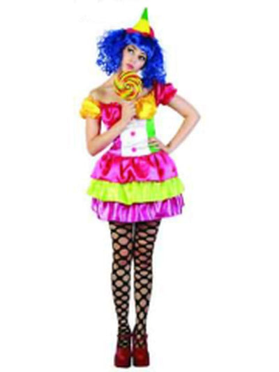 Cute Candy Girl - Adult - Large-Costumes - Women-Jokers Costume Hire and Sales Mega Store