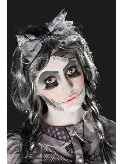 Damaged Doll Make-Up Kit-Make up and Special FX-Jokers Costume Hire and Sales Mega Store