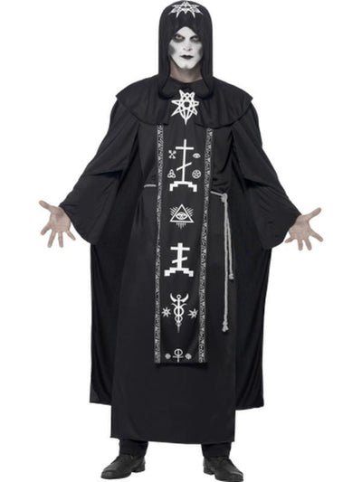 Dark Arts Ritual Costume-Costumes - Mens-Jokers Costume Hire and Sales Mega Store