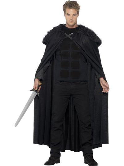 Dark Barbarian Costume-Costumes - Mens-Jokers Costume Hire and Sales Mega Store