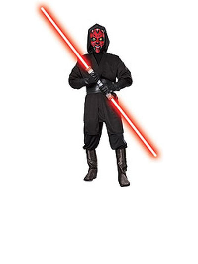 Darth Maul Deluxe - Size Xl (Was 15667Xl)-Jokers Costume Mega Store