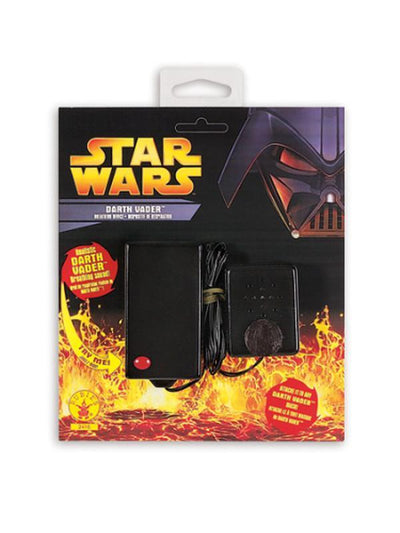 Darth Vader Breathing Device With Sound-Costume Accessories-Jokers Costume Hire and Sales Mega Store