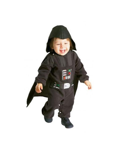 Darth Vader - Size 18-36 Months-Costumes - Boys-Jokers Costume Hire and Sales Mega Store