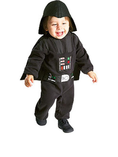 Darth Vader - Size Infant 12-24Mths.-Costumes - Boys-Jokers Costume Hire and Sales Mega Store
