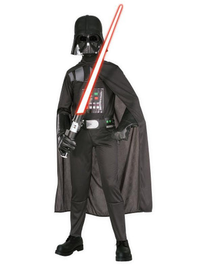 Darth Vader Suit Child - Size S-Costumes - Boys-Jokers Costume Mega Store