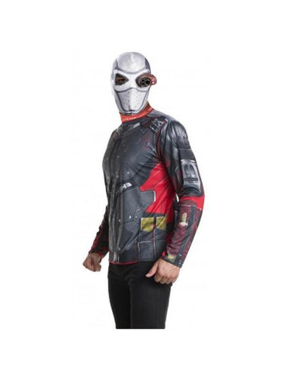 Deadshot Costume Kit - Size Xl-Jokers Costume Mega Store