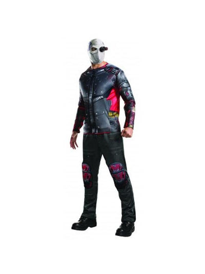 Deadshot Deluxe Costume - Size Xl-Costumes - Mens-Jokers Costume Hire and Sales Mega Store