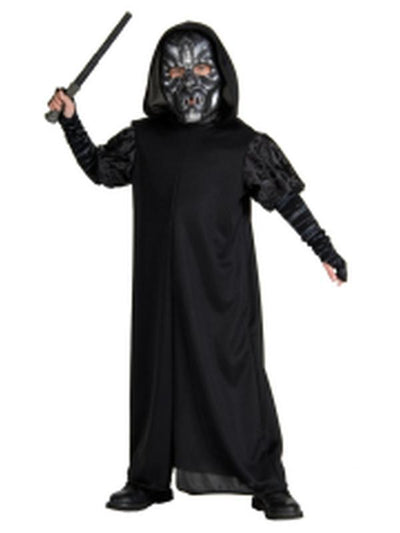Death Eater Child - Size S-Costumes - Boys-Jokers Costume Hire and Sales Mega Store