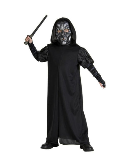 Death Eater Child - Size S.-Costumes - Boys-Jokers Costume Hire and Sales Mega Store