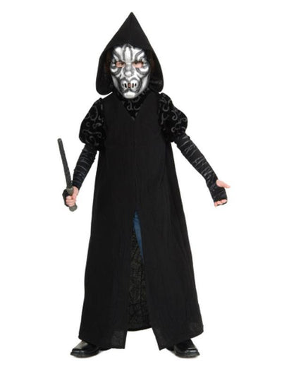 Death Eater Deluxe Child - Size L.-Costumes - Boys-Jokers Costume Hire and Sales Mega Store