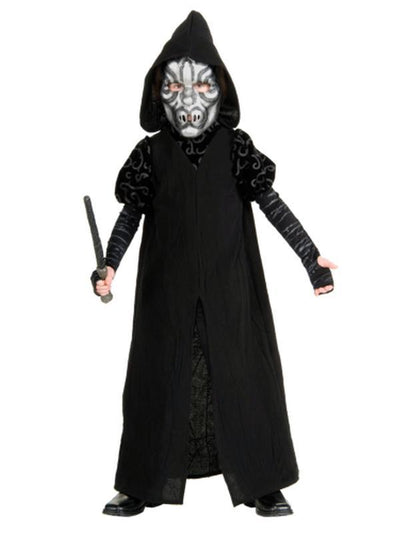 Death Eater Deluxe Child - Size S-Costumes - Boys-Jokers Costume Hire and Sales Mega Store