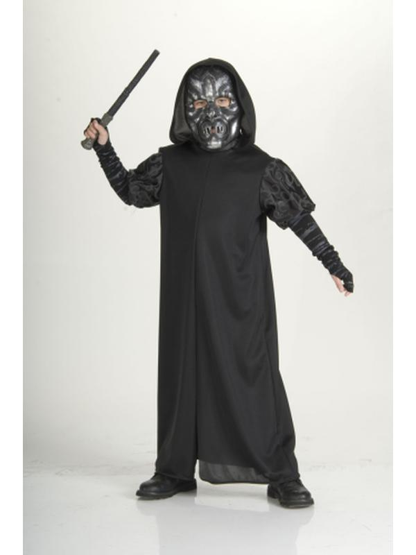 Death Eater Tween- Size M-Costumes - Boys-Jokers Costume Hire and Sales Mega Store