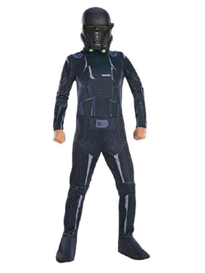 Death Trooper Rogue One Classic - Size 6-8-Costumes - Boys-Jokers Costume Hire and Sales Mega Store