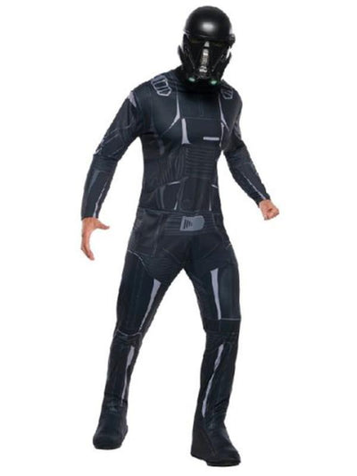 Death Trooper Rogue One Deluxe Adult - Size Std-Costumes - Mens-Jokers Costume Hire and Sales Mega Store