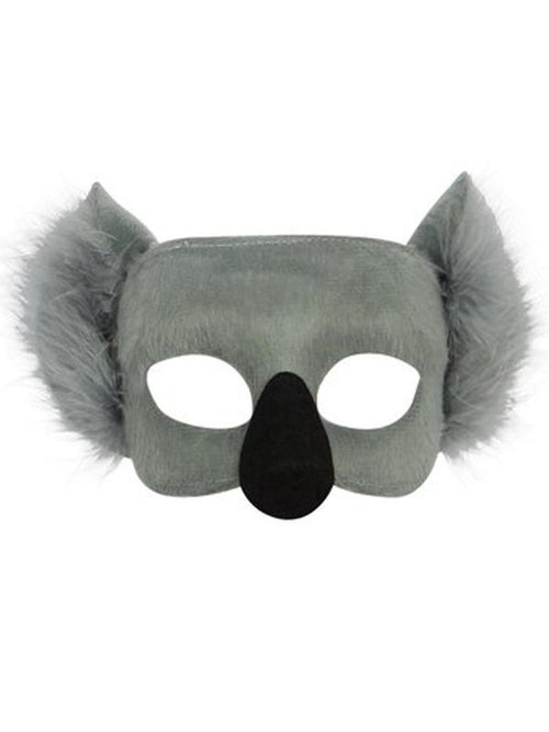 Deluxe Animal Mask - Koala-Masks - Animal-Jokers Costume Hire and Sales Mega Store
