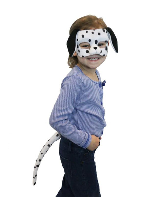 Deluxe Animal Set - Dalmatian-Masks - Animal-Jokers Costume Hire and Sales Mega Store