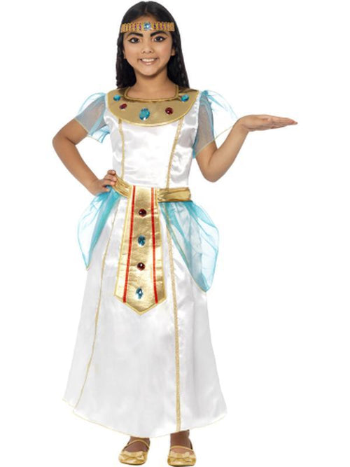 Deluxe Cleopatra Girl Costume-Costumes - Girls-Jokers Costume Hire and Sales Mega Store