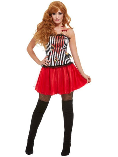 Deluxe Knife Throwers Assistant Costume-Costumes - Women-Jokers Costume Hire and Sales Mega Store