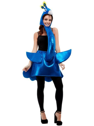 Deluxe Peacock Costume-Costumes - Women-Jokers Costume Hire and Sales Mega Store