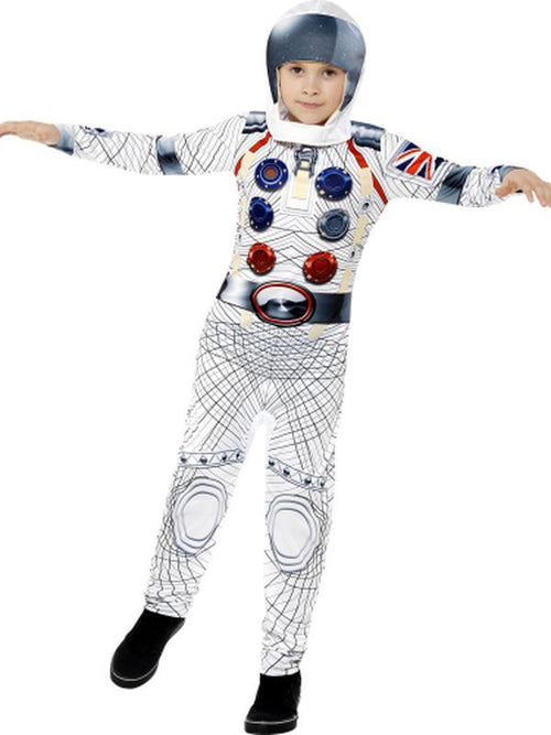 Deluxe Spaceman Costume-Costumes - Boys-Jokers Costume Hire and Sales Mega Store