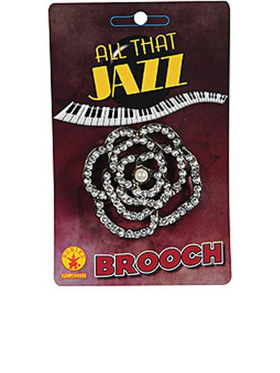 Diamond Brooch-Costume Accessories-Jokers Costume Hire and Sales Mega Store