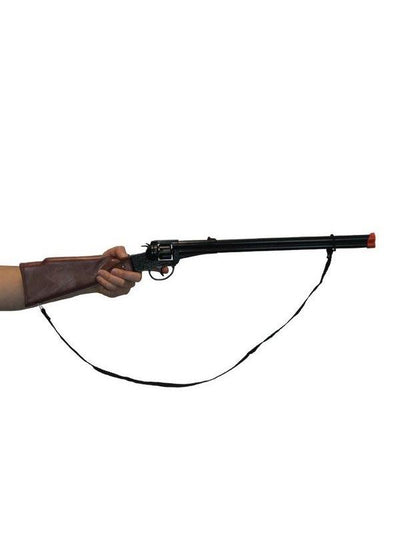 Diecast Hunting Rifle Gun - Adult-Weapons-Jokers Costume Hire and Sales Mega Store