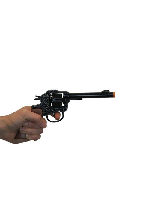 Diecast Wild West Pistol - Adult-Weapons-Jokers Costume Hire and Sales Mega Store